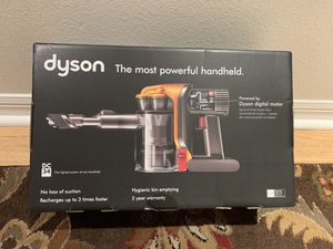 Dyson handheld vacuum cleaner for Sale in Sun City Center, FL