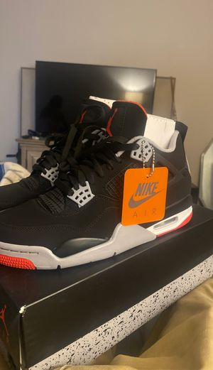"Air Jordan ""Black Cement "" 4s DS for Sale in Austin, TX"