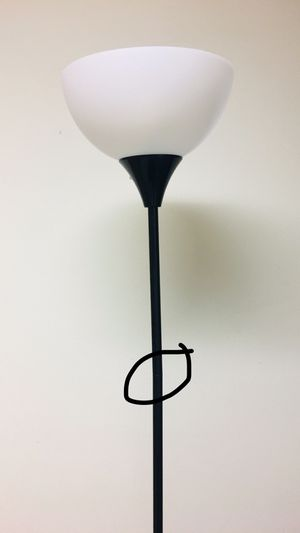 Black broke lamp for Sale in Washington, DC