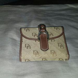 Dooney wallet for Sale in Allen Park, MI