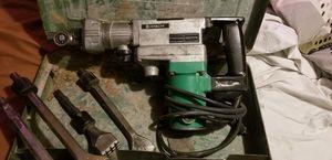 Hitachi rotary hammer drill for Sale in Oklahoma City, OK