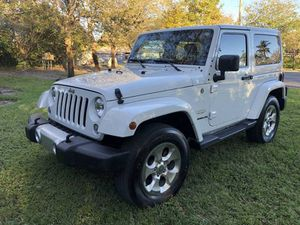 2015 JEEP WRANGLER SAHARA for Sale in Miami Gardens, FL