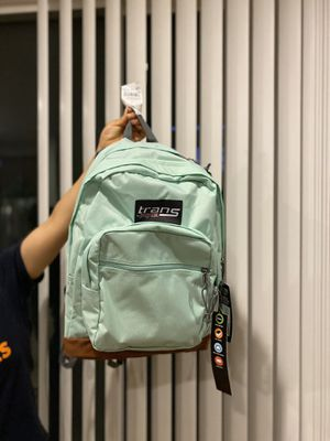Brand new Jansport backpack/ light green for Sale in Chino, CA