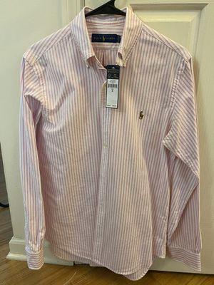 Polo Ralph Lauren men's dress shirt. New. Small. Original $89.50 for Sale in Lexington, KY