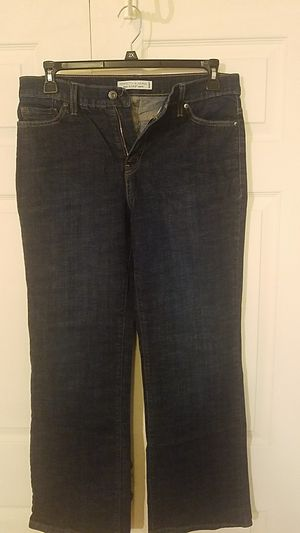 Levis perfectly slimming boot cut 512 size 14 med for Sale in Cuba, MO