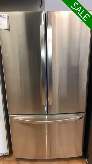 FREE DELIVERY!! LG CONTACT TODAY! Refrigerator Fridge Bottom Freezer #1468 for Sale in Fort Washington, MD