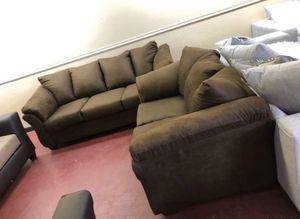Living room sofa loveseat finance available for Sale in Garland, TX