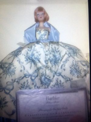 Provencale Barbie 2002 Le Silkstone Doll Mattel Beautiful Red for Sale in Davenport, FL