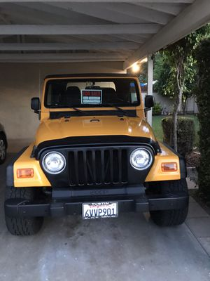 Jeep Wrangler for Sale in Anaheim, CA