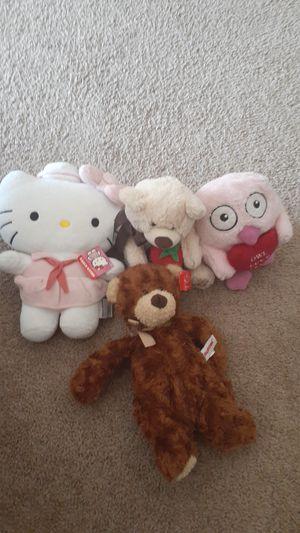 Stuffed animals for Sale in Scottsdale, AZ