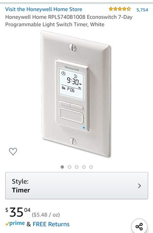 Programmable switch for Sale in Portland, OR