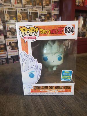 Funko Pop! Dragonball Z Gotenks (Super Ghost Kamikaze Attack) for Sale in Fort Worth, TX