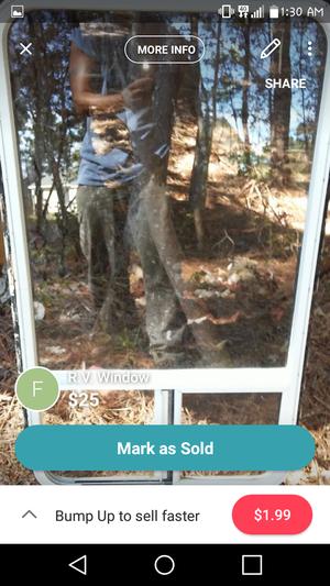 RV Window for Sale in Hubert, NC