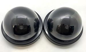 Wali Electric Dummy Fake Security CCTV Dome Camera Flashing Red LED Light for Sale in Fontana, CA