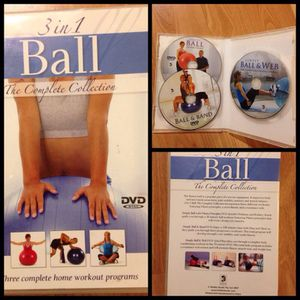 3 in 1 Ball complete collection for Sale in Centreville, VA