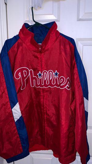 Phillies bomber jacket for Sale in Arlington, VA