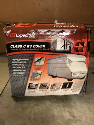 CLASS C RV/ CAMPER COVER for Sale in Union, CT