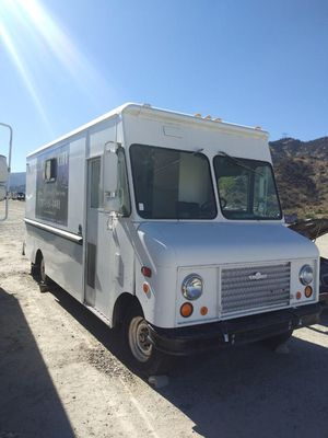 1981 ford kabmaster by Grumman step van converted to dog grooming business for Sale in Los Angeles, CA