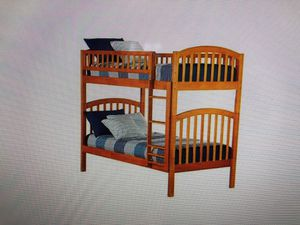 Cherry Bunk Beds for Sale in Bellevue, WA