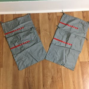 New Prada drawstring dust bags for Sale in Paterson, NJ