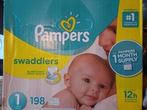 Pampers for Sale in Miramar, FL