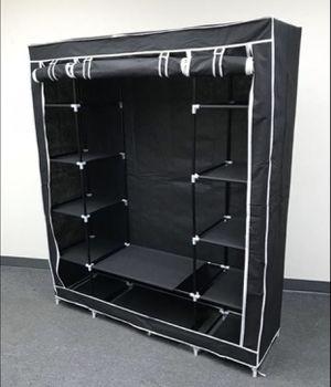 """50"""" Portable Closet Organizer Storage Clothes for Sale in Pomona, CA"""