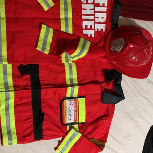 Melissa And Doug Fire Chief Costume for Sale in Norco, CA