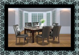 5pc dining table set with 4 chairs for Sale in Rockville, MD