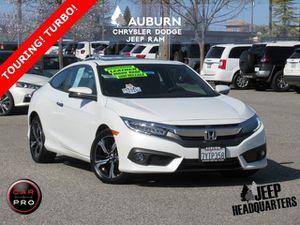 2017 Honda Civic Coupe for Sale in Auburn, CA