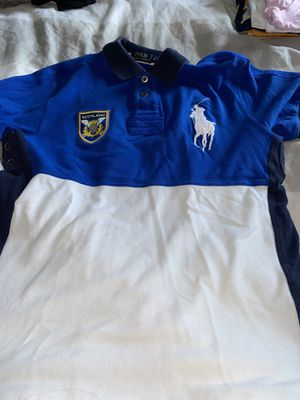 MENS VINTAGE POLO RALPH LAUREN SCOTLAND SIZE M for Sale in Queens, NY