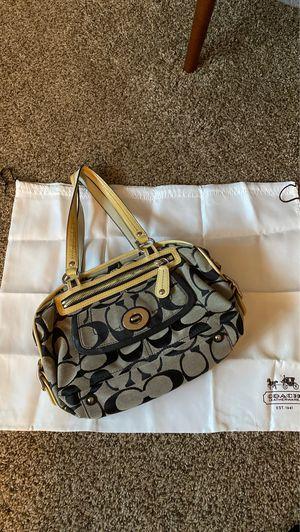 Coach purse for Sale in Collinsville, IL