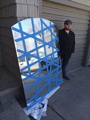 "Mirror 4' 5"" x 5' 10"" for Sale in Wichita, KS"