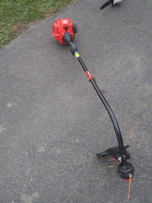 Craftsman 25cc curved shaft trimmer for Sale in North Tonawanda, NY