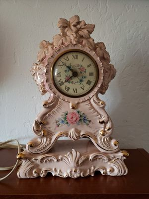 Antique electric clock for Sale in Campbell, CA