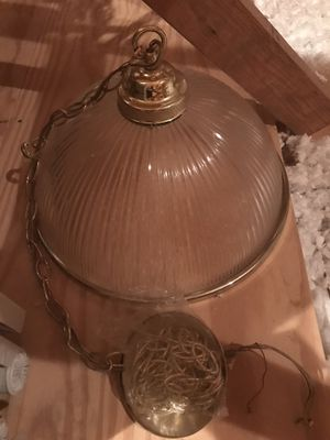 Pendant Light Fixture with Chain for Sale in Philadelphia, PA
