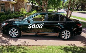 $8OO I sell URGENT my family car 2OO9 Honda Accord Sedan Runs and drives great! Clean title. for Sale in Washington, DC