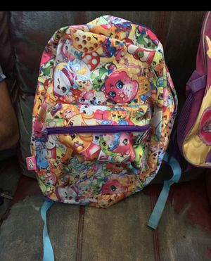 Shopkins school bag for Sale in Bridgewater, MA