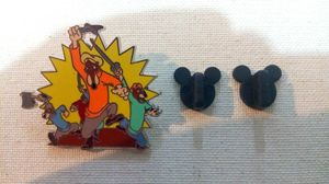 Disney 'The Toon Patrol' (Limited Edition) Pin for Sale in Henderson, NV