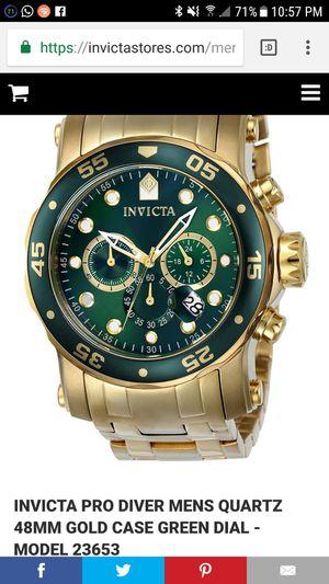 Invicta watch for Sale in Renton, WA