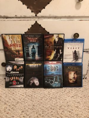 8 Horror Movies for Sale in Keizer, OR