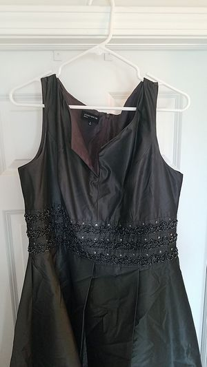 Jones New York Dress, Grey, Size 14 for Sale in Galena, OH