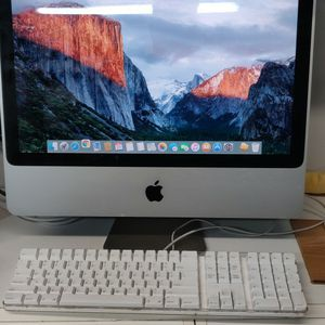 2008 20 inch imac for Sale in Redwood City, CA