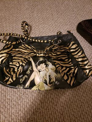 Betty boop bag for Sale in Vidalia, GA