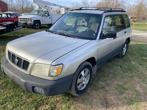 2001 Subaru Forester S, 152k miles, runs and drives good. for Sale in Amelia, OH
