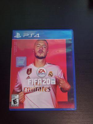 Fifa 20 PS4 for Sale in Chula Vista, CA
