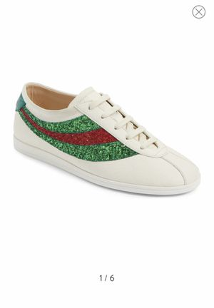$640 Gucci Falacer Sneakers shoes,new in size 9.$349 obo for Sale in Seattle, WA