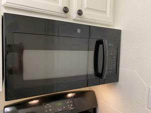 GE brand over the range microwave for Sale in Georgetown, TX