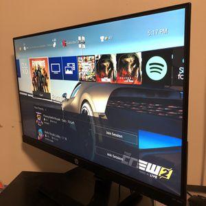 "HP 24"" IPS 1920x1080 VGA HDMI 1ms HD Monitor - 24M for Sale in Boston, MA"