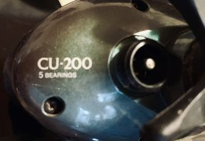 Bantam Curado bait cast reel and rod for Sale in Zachary, LA