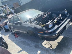 89 corolla gts shell for free no paperwork must tow for Sale in Whittier, CA